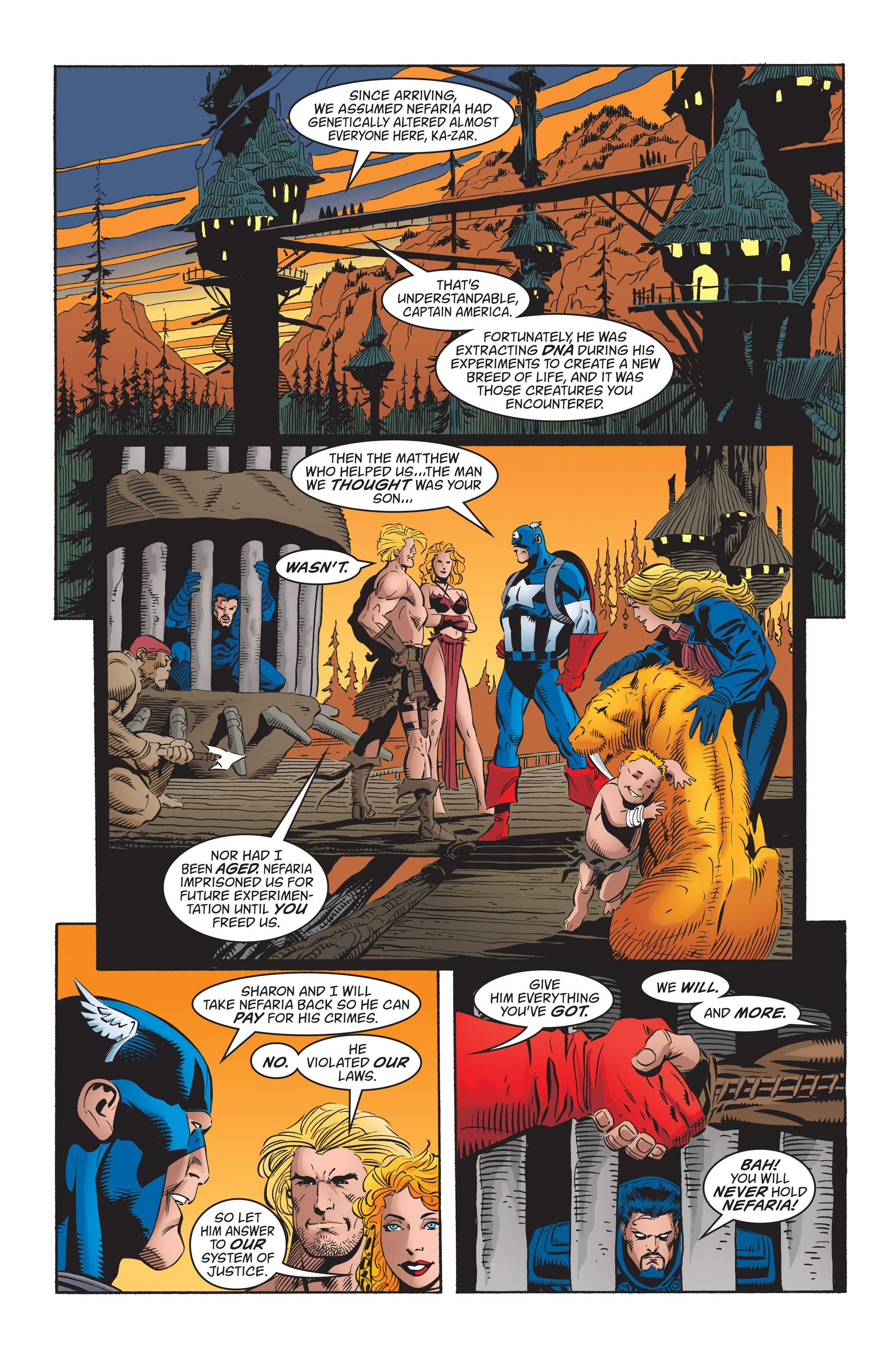 Captain America (1998) Issue #31 #37 - English 13