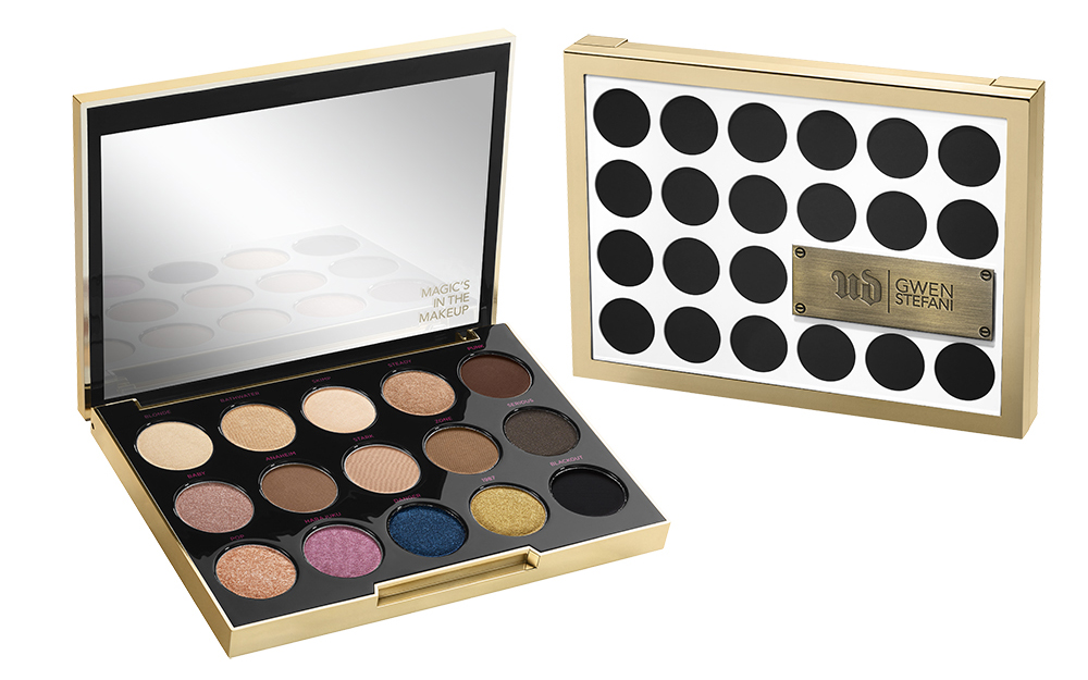 Urban Decay Gwen Stefani palette UK release date and details