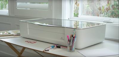 GlowForge e il taglio laser della sua stampante 3D