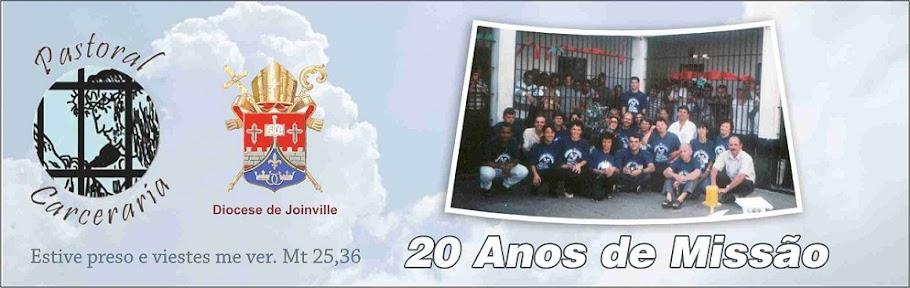 Pastoral Carcerária - Diocese de Joinville