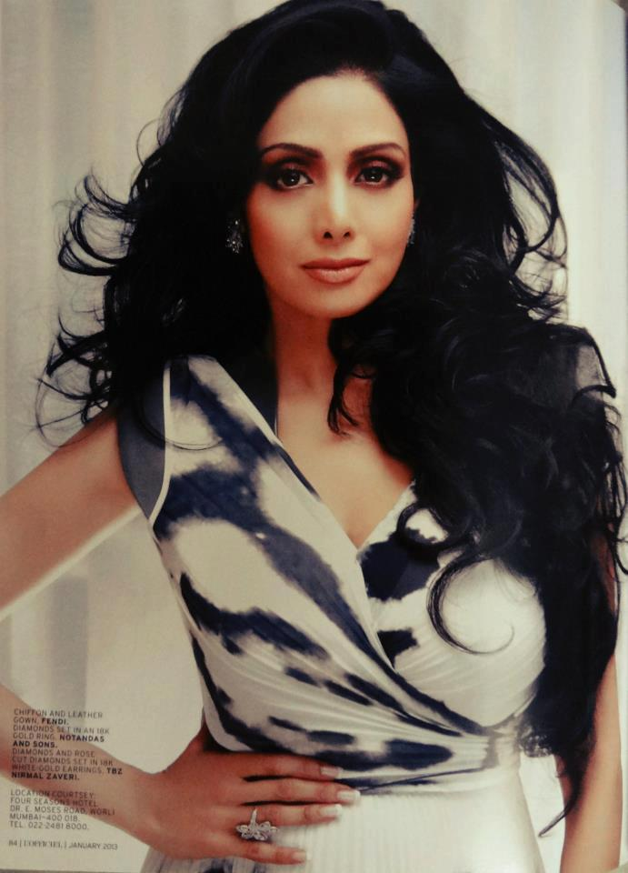 Sr Sridevi Latest Photoshoot