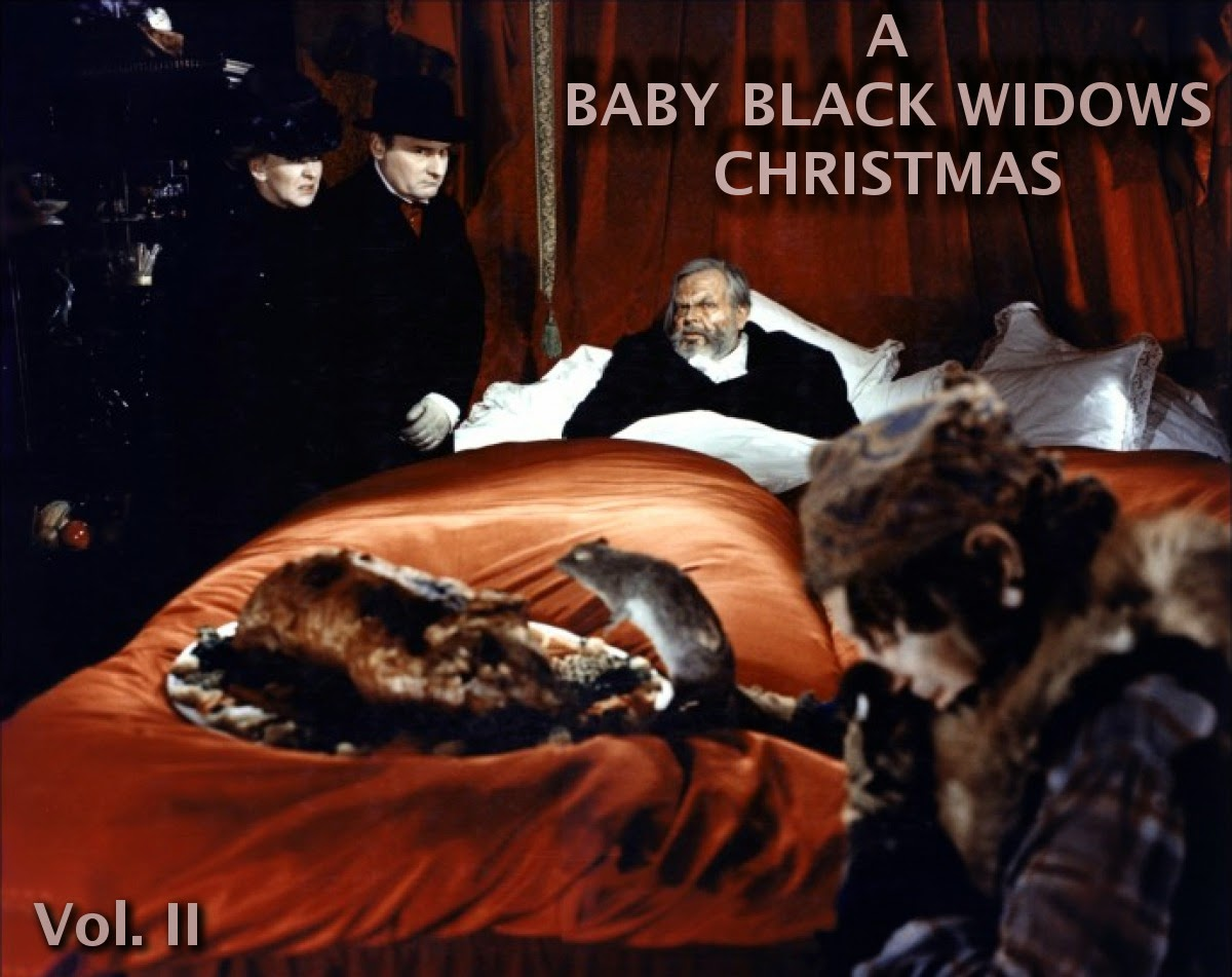 A Baby Black Widows Christmas: Volume 2