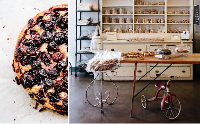 Mobiliario para pastelería