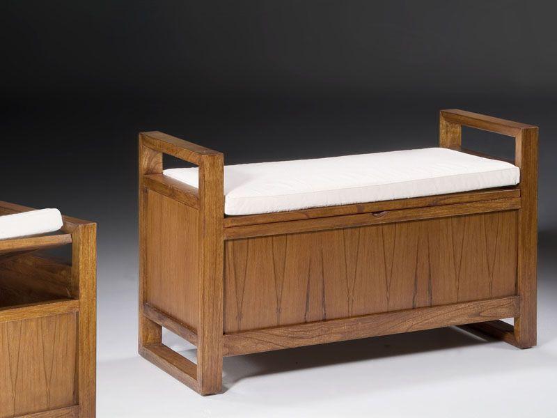 La web de la decoracion y el mueble en la red bancos ba l for Mueble para guardar zapatos madera