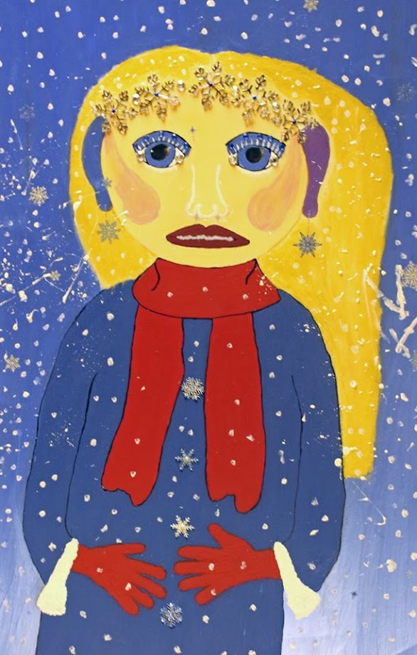 """""""The Snow She"""" by Christal Cooper"""