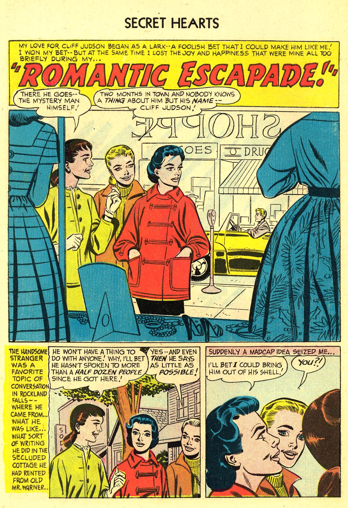 Read online Secret Hearts comic -  Issue #37 - 10