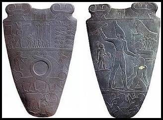 Paleta de Narmer, Pangea, Egipto, Historia Antigua, Unificación