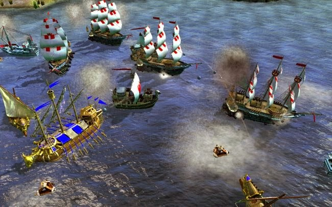 Empire Earth 3 PC Games Free Download Full Version, Empire Earth 3 action games free download