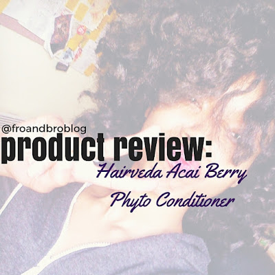hairveda acai berry phyto conditioner review