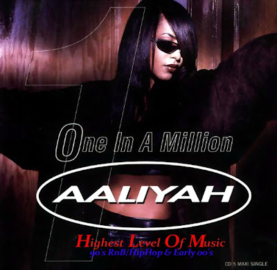 Aaliyah Feat. Ginuwine - One In A Million-(German_CDM)-1996