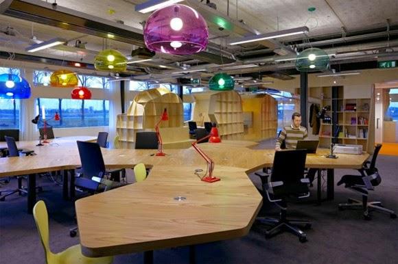 Sprikk Office Interior Design Ideas