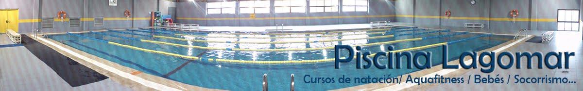 Piscina Lagomar cursos de natación en Valdemoro