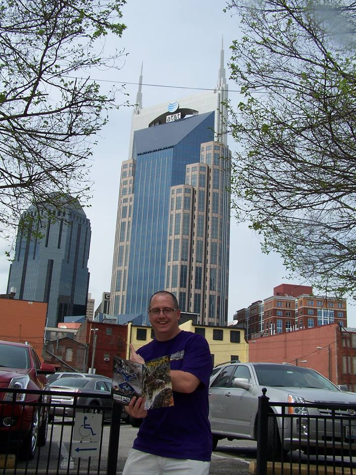 In Nashville, They DO Call it the Batman Building