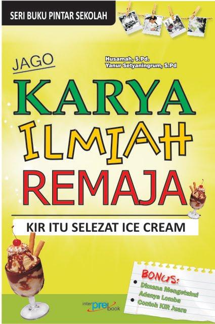 Karya Ilmiah Remaja - Contoh KIR