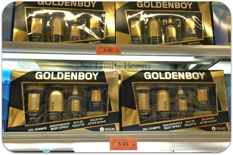 Lote Goldenboy de Deliplús