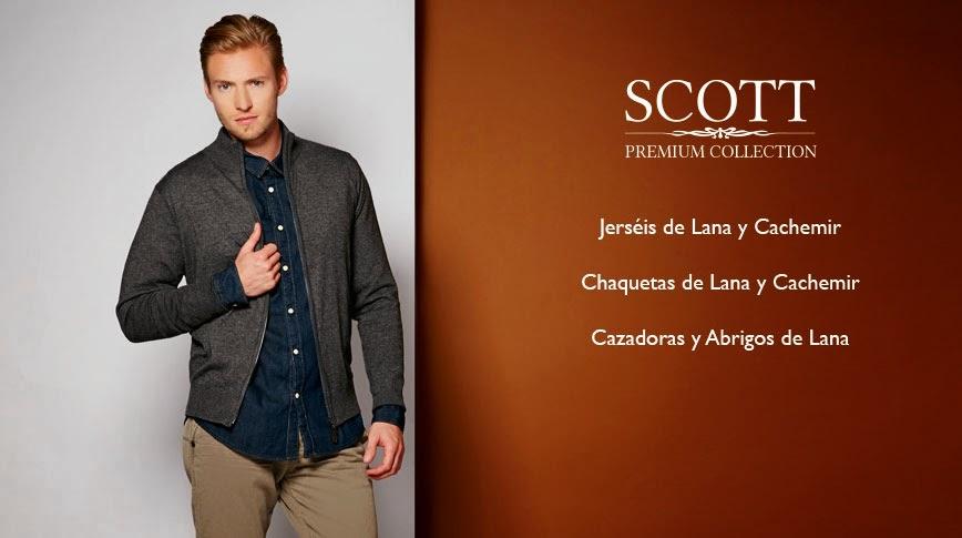 Este año, tus prendas de abrigo de Scott te saldrán más baratas