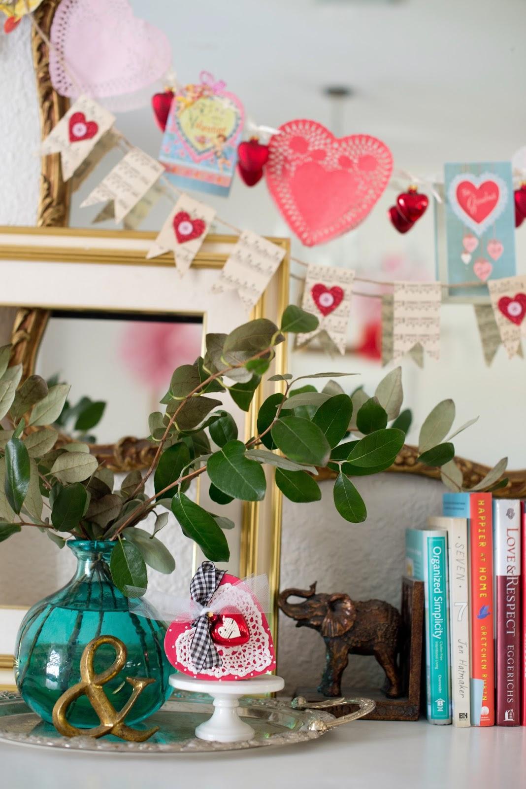 Domestic Fashionista Handmade Valentine 39 S Day Decor