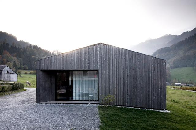House of Gudrun, The Nature Home in Austria - Inspiring Modern Home