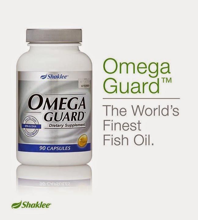 minyak ikan shaklee