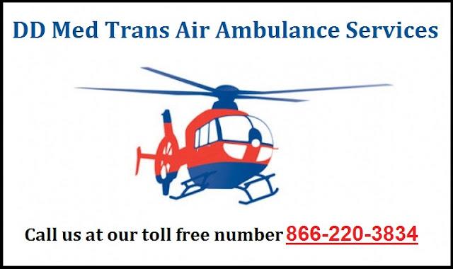 Medical Transport Business Based in Arizona