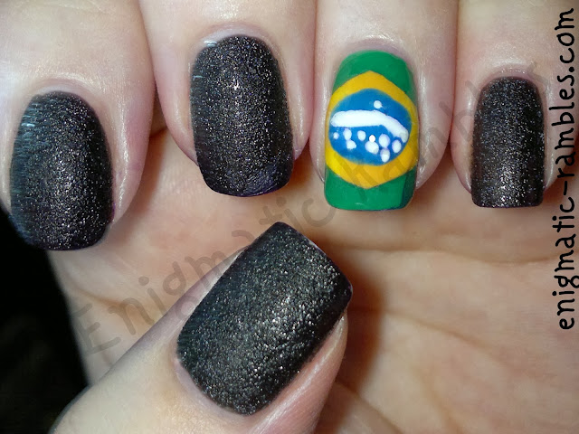 south-american-nails-flag
