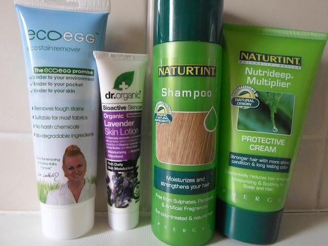 Eco Egg Dr Organic Naturtint