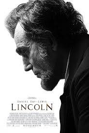 "Poster do filme ""Lincoln"""