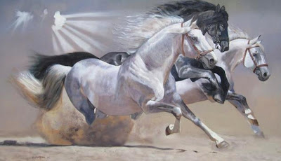caballo-oleo-lienzo