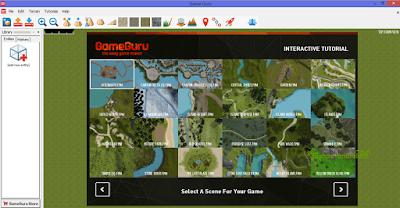 GameGuru 1.01.001 Terbaru Full Versi Gratis