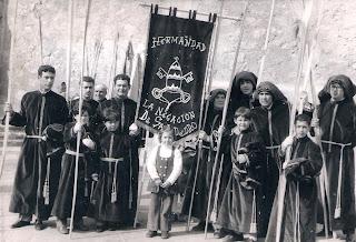 Primer año de desfile 1972