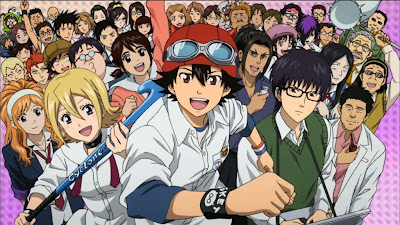 Sket Dance vote season 2