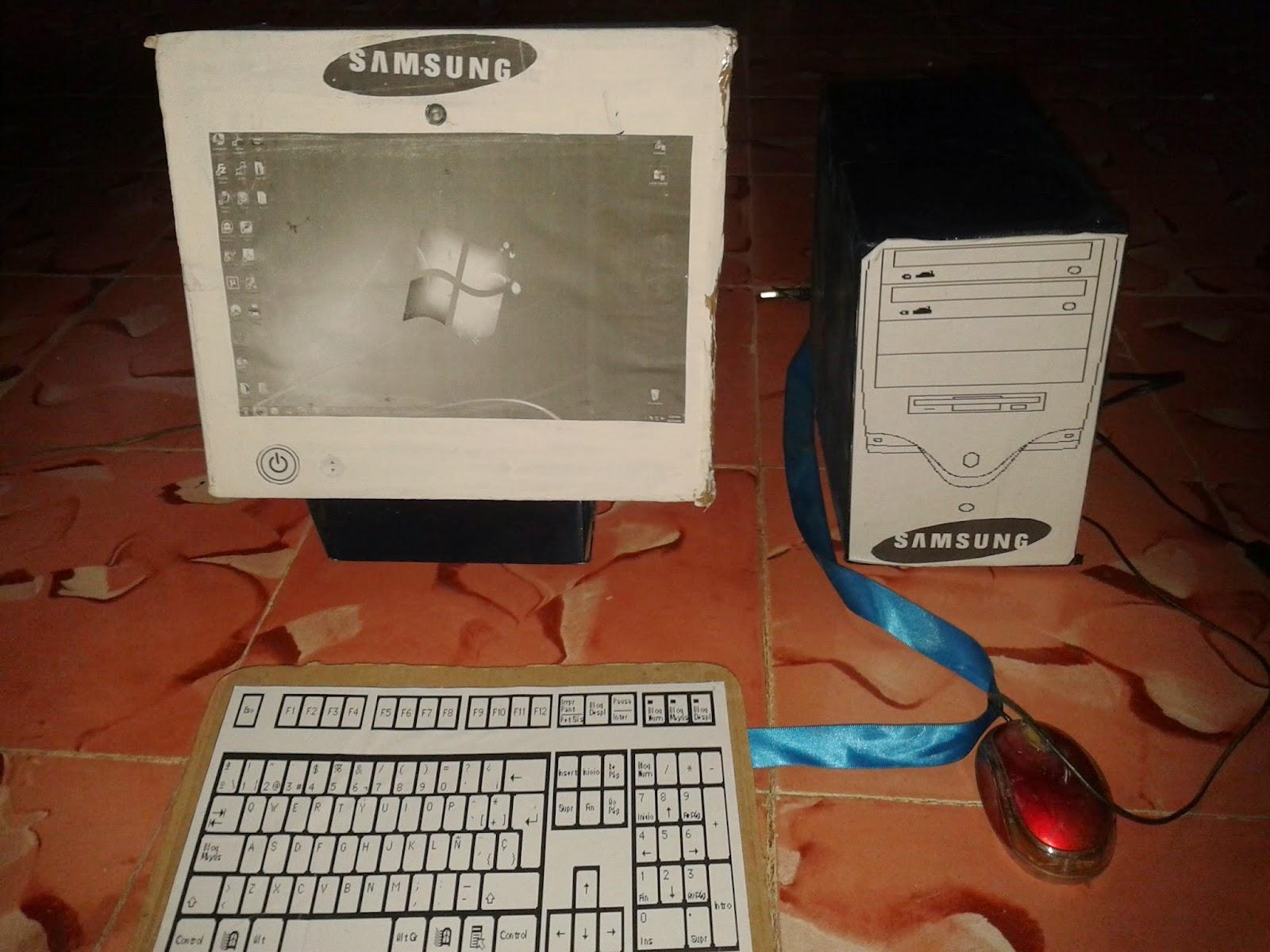 Inform tica 1 hacer una computadora - Como hacer una mesa de ordenador ...