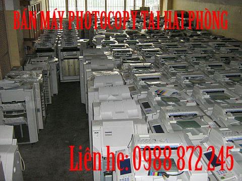 máy photocopy cũ hải phòng