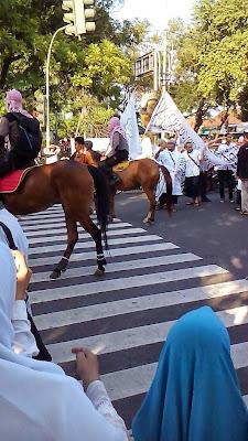 parade tauhid
