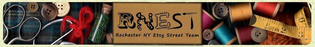 Rochester NY Etsy Street Team