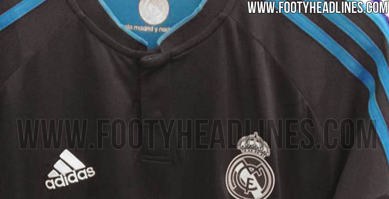 Leaked Real Madrid 3rd Kit Sale Uae Pictures Picture Published