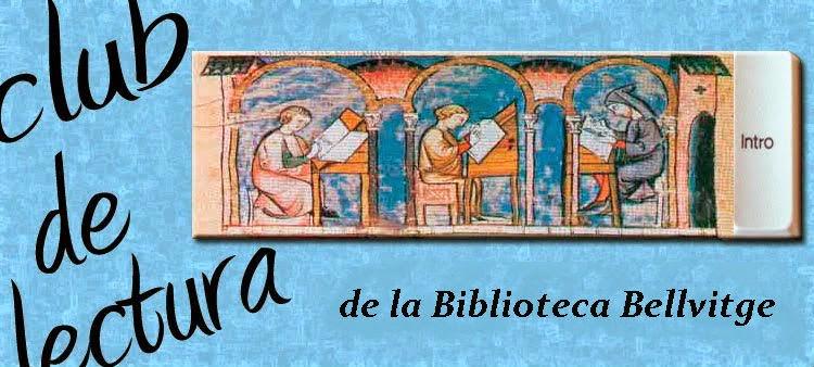 Club de lectura de Novela Bellvitge