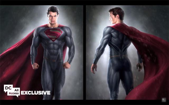 ヘンリー・カビル スーパーマン