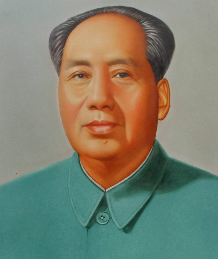 a description of mao zedong who ruled china for more than a quarter of a century