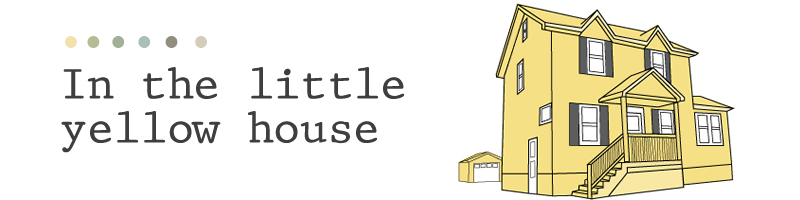 In the Little Yellow House
