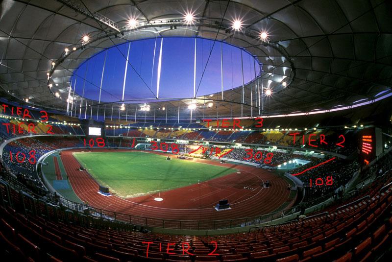 home of sports stadium putra bukit jalil