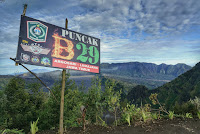 b29, puncak b29, negeri diatas awan, desa tertinggi di jawa