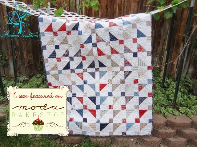 Jelly Turnover Quilt Tutorial