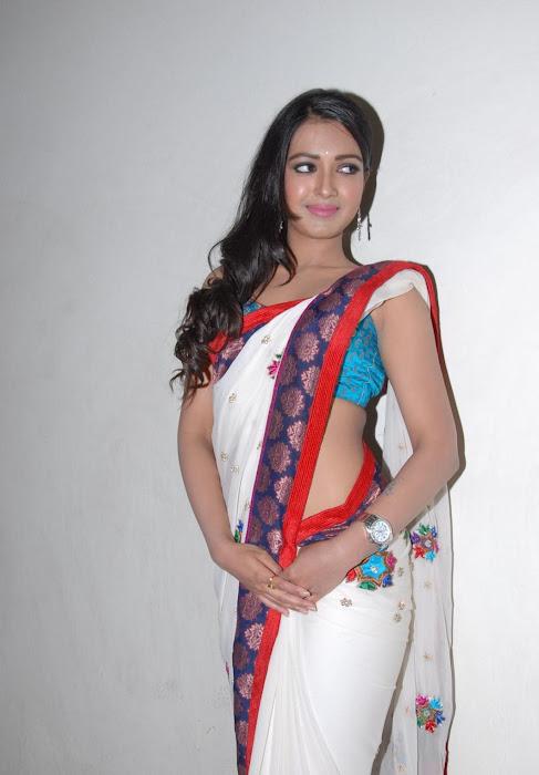 katherine saree glamour  images