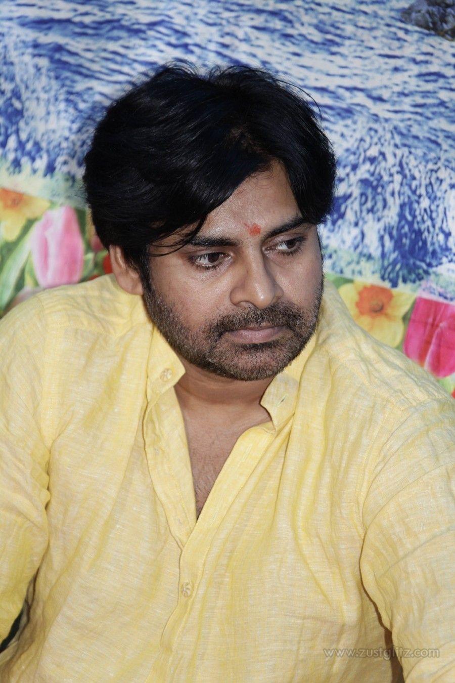 pawan kalyan - trivikram movie launch photo stills gallery