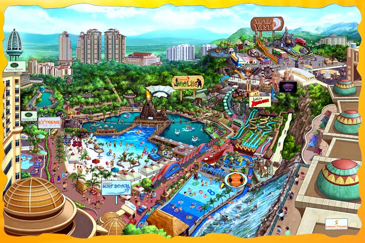 photo credit: http://www.sunwaylagoon.com/map_static.asp