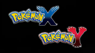 Pokemon X and Y Logos