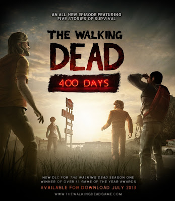 Download Free The Walking Dead 400 Days