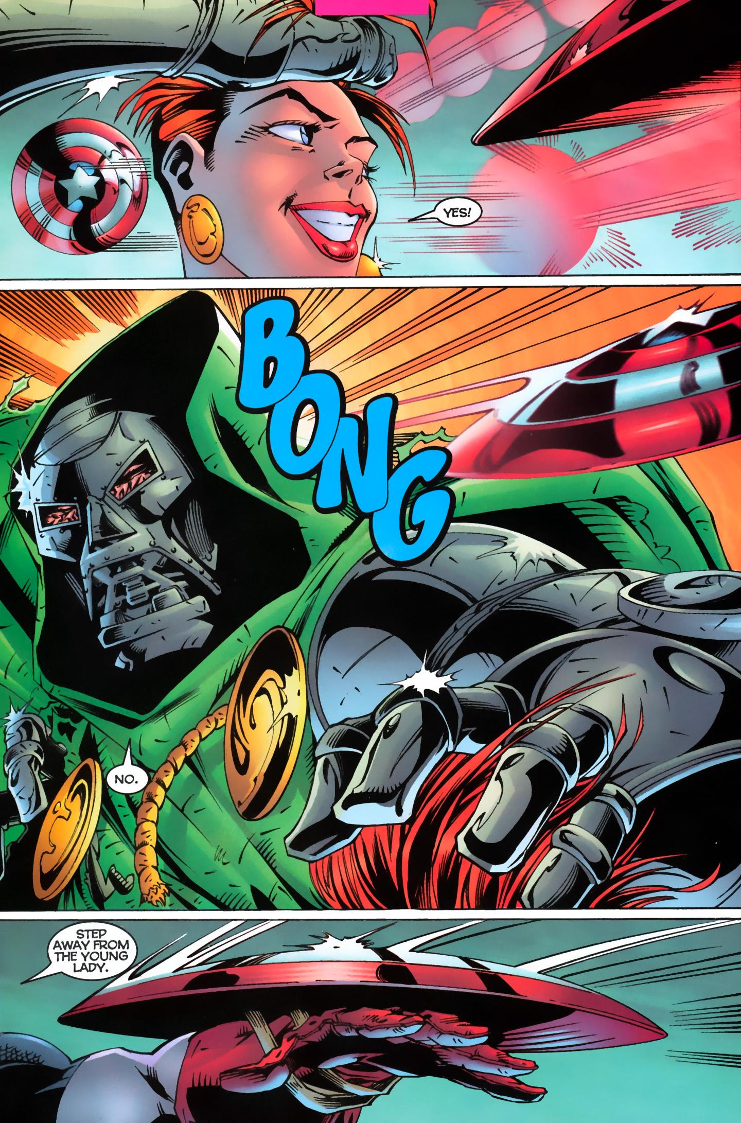 Captain America (1996) Issue #12 #15 - English 8