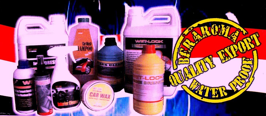 Perlengkapan Usaha Cuci Mobil / Motor